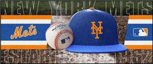Fan Mats New York Mets Baseball Runners