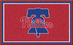 Fan Mats Philadelphia Phillies 4' x 6' Rugs