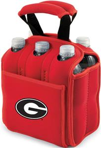 Picnic Time University of Georgia 6-Pk Holder