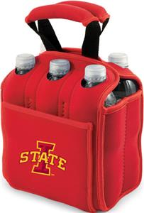 Picnic Time Iowa State Cyclones 6-Pk Holder