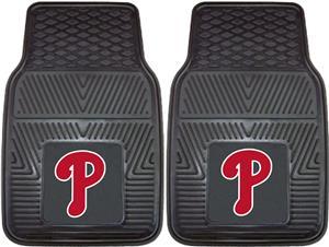 Fan Mats Philadelphia Phillies Vinyl Car Mats