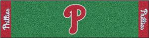 Fan Mats Philadelphia Phillies Putting Green Mats