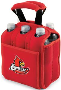 Picnic Time University of Louisville 6-Pk Holder