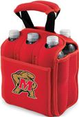 Picnic Time University of Maryland 6-Pk Holder