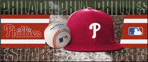 Fan Mats Philadelphia Phillies Baseball Runners