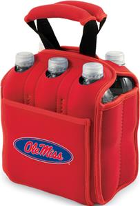 Picnic Time University of Mississippi 6-Pk Holder