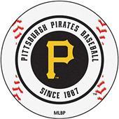 Fan Mats MLB Pittsburgh Pirates Baseball Mats