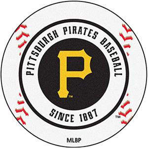 Fan Mats MLB Pittsburgh Pirates Baseball Mats