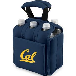 Picnic Time University of California 6-Pk Holder