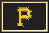 Fan Mats MLB Pittsburgh Pirates 5' x 8' Rugs