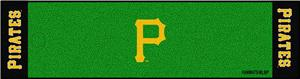 Fan Mats Pittsburgh Pirates Putting Green Mats