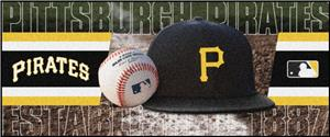 Fan Mats Pittsburgh Pirates Baseball Runners