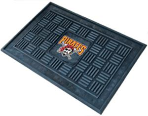 Fan Mats Pittsburgh Pirates Door Mats