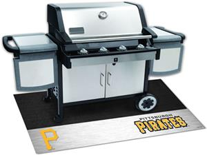 Fan Mats Pittsburgh Pirates Grill Mats
