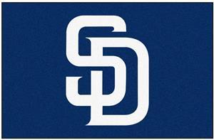 Fan Mats San Diego Padres Starter Mats