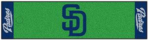 Fan Mats San Diego Padres Putting Green Mats