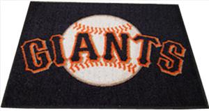 Fan Mats San Francisco Giants Tailgater Mats