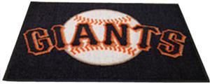 Fan Mats San Francisco Giants Ulti-Mats
