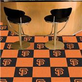 Fan Mats MLB San Francisco Giants Carpet Tiles