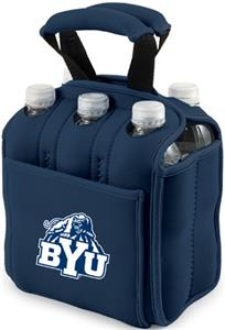 Picnic Time Brigham Young University 6-Pk Holder