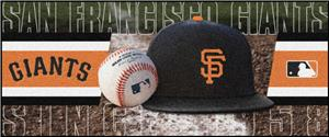 Fan Mats San Francisco Giants Baseball Runners