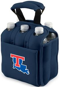 Picnic Time Louisiana Tech Bulldogs 6-Pk Holder
