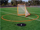 Bow Net Portable Lacrosse Men's Crease
