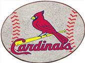 Fan Mats St Louis Cardinals Baseball Mats