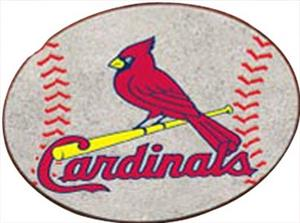 Fan Mats St Louis Cardinals Baseball Mats