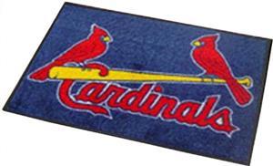 Fan Mats St Louis Cardinals Starter Mats
