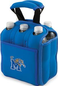 Picnic Time University of Memphis 6-Pk Holder