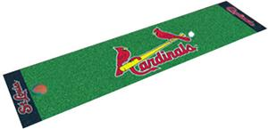 Fan Mats St Louis Cardinals Putting Green Mats