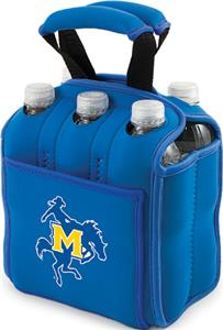 Picnic Time McNeese State Cowboys 6-Pk Holder