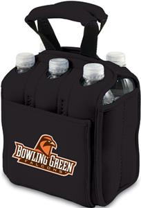 Picnic Time Bowling Green State 6-Pk Holder