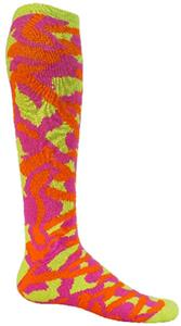 Red Lion Camouflage Athletic Socks