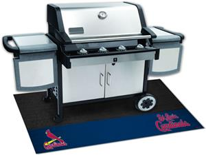 Fan Mats MLB St. Louis Cardinals Grill Mats