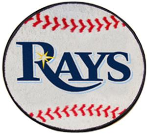 Fan Mats Tampa Bay Rays Baseball Mats