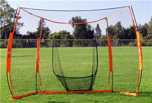 Bow Net Portable Hitting Station