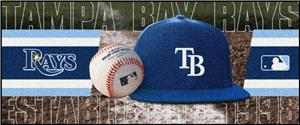 Fan Mats Tampa Bay Rays Baseball Runners