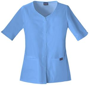 Cherokee Women's Button Up Scrub Tops