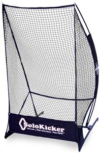 Bow Net Football Portable Solo Kicker