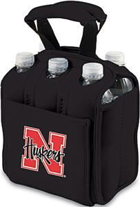 Picnic Time University of Nebraska 6-Pk Holder