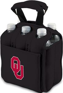 Picnic Time University of Oklahoma 6-Pk Holder