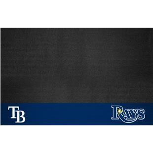Fan Mats MLB Tampa Bay Rays Grill Mats