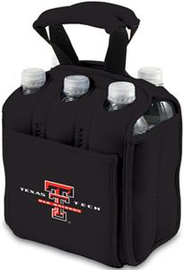 Picnic Time Texas Tech Red Raiders 6-Pk Holder