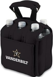 Picnic Time Vanderbilt University 6-Pk Holder