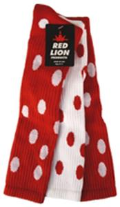 Red Lion Pair &amp; Spare Mix/Match athletic socks 