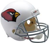 NFL Cardinals Deluxe Replica Full Size Helmet