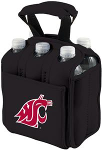 Picnic Time Washington State Cougars 6-Pk Holder
