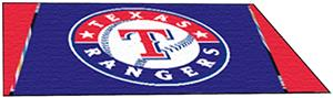 Fan Mats Texas Rangers 4' x 6' Rugs